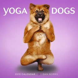 Calendrier Yoga Dogs 2010