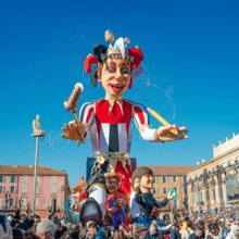Une Animal Pride organisée lors du Carnaval de Nice 2022