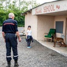 Les élèves de l'école de Villejust sensibilisés aux morsures canines
