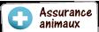 <p>Assurance pour chien et chat</p>