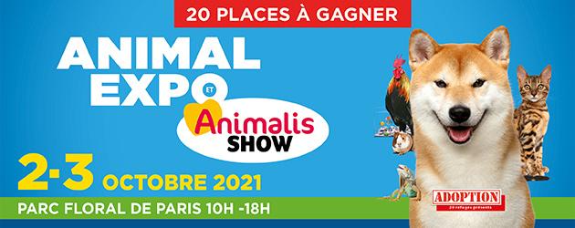 Concours Animal Expo 2021