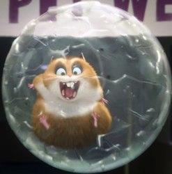 Dans quel film apparaît ce hamster nommé Rhino ?