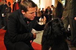 Quelle est la race du chien de Benjamin Castaldi ?