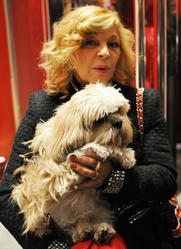 De quelle race est Roméo, le chien de Nicoletta ?
