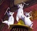 Dans quelle série de films peut-on voir ces trois souris ?