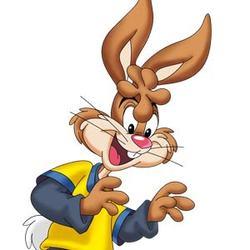 Comment se nomme la mascotte aux grandes oreilles du célèbre cacao qu'il représente ?