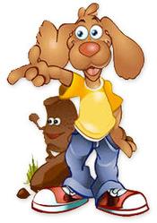 Quel est le nom du chien représentant les Céréales Chocapic ?