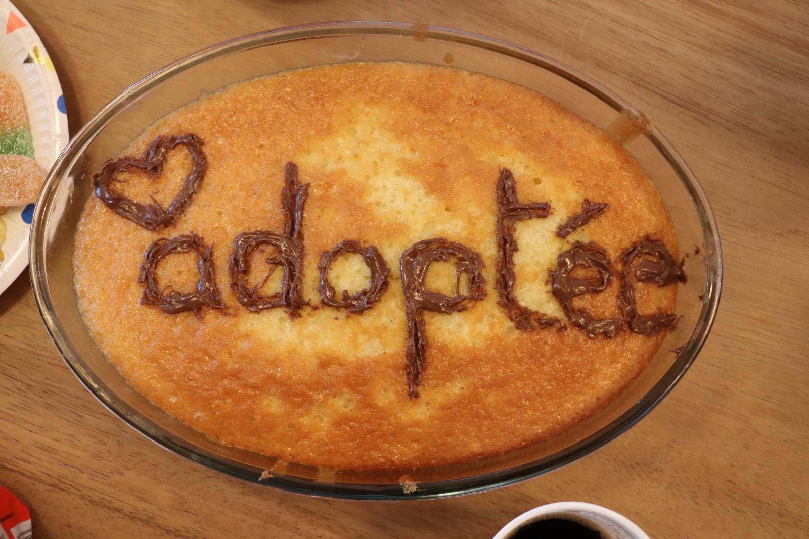 malinka fete adoption