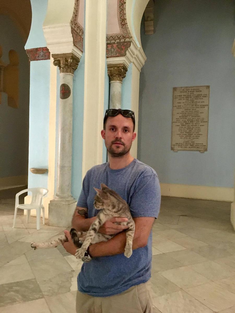 chat cathédrale tunisie