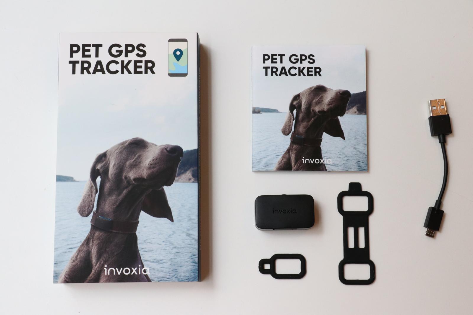 gps pet tracker invoxia x wamiz test boite contenu