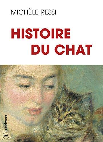 Histoire du chat livre
