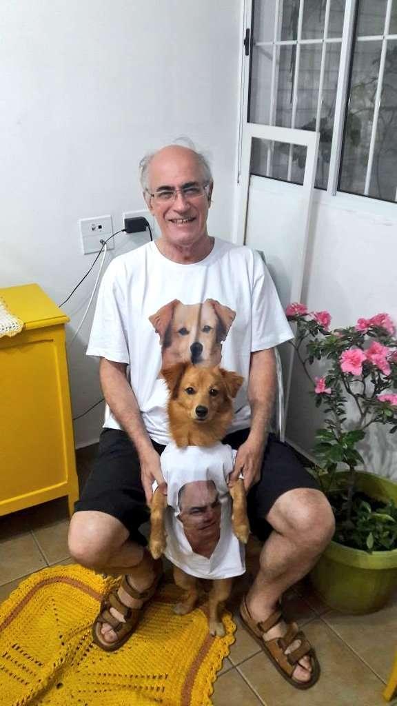 chien tshirt