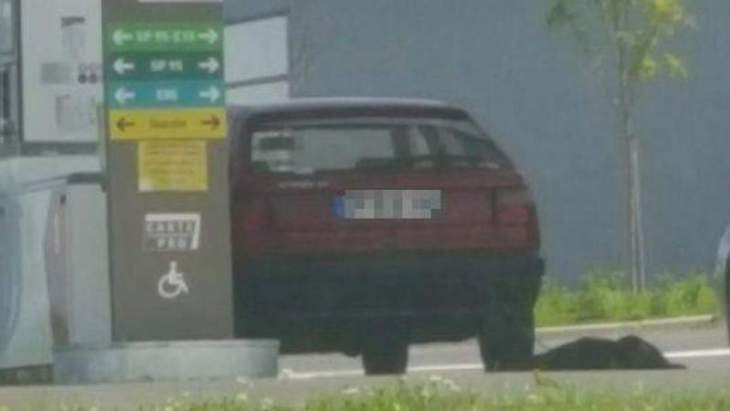 Ardennes : Il tue son chien en le traînant derrière sa voiture