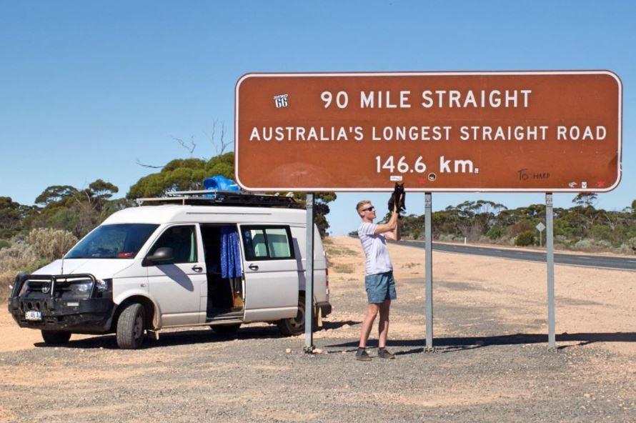 chat voyage australie